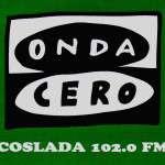 LOGO ONDA CERO COSLADA 102.0 FM