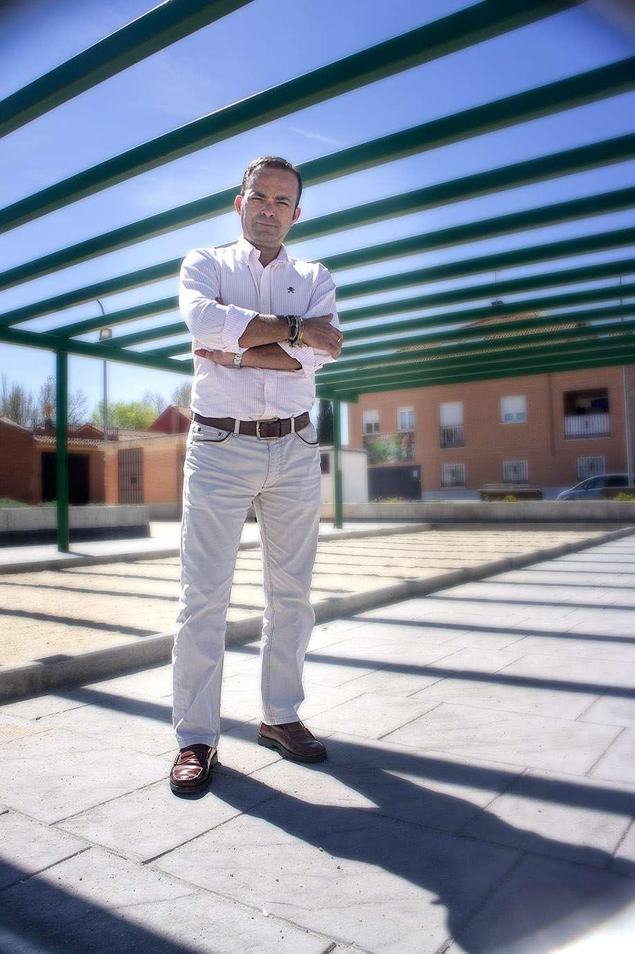 Manuel Enrique Porto Tena, número 8 de la candidatura de ICxP