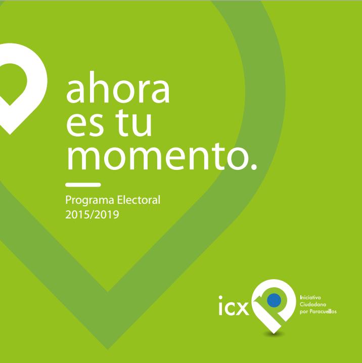 Programa Electoral 2015/2019