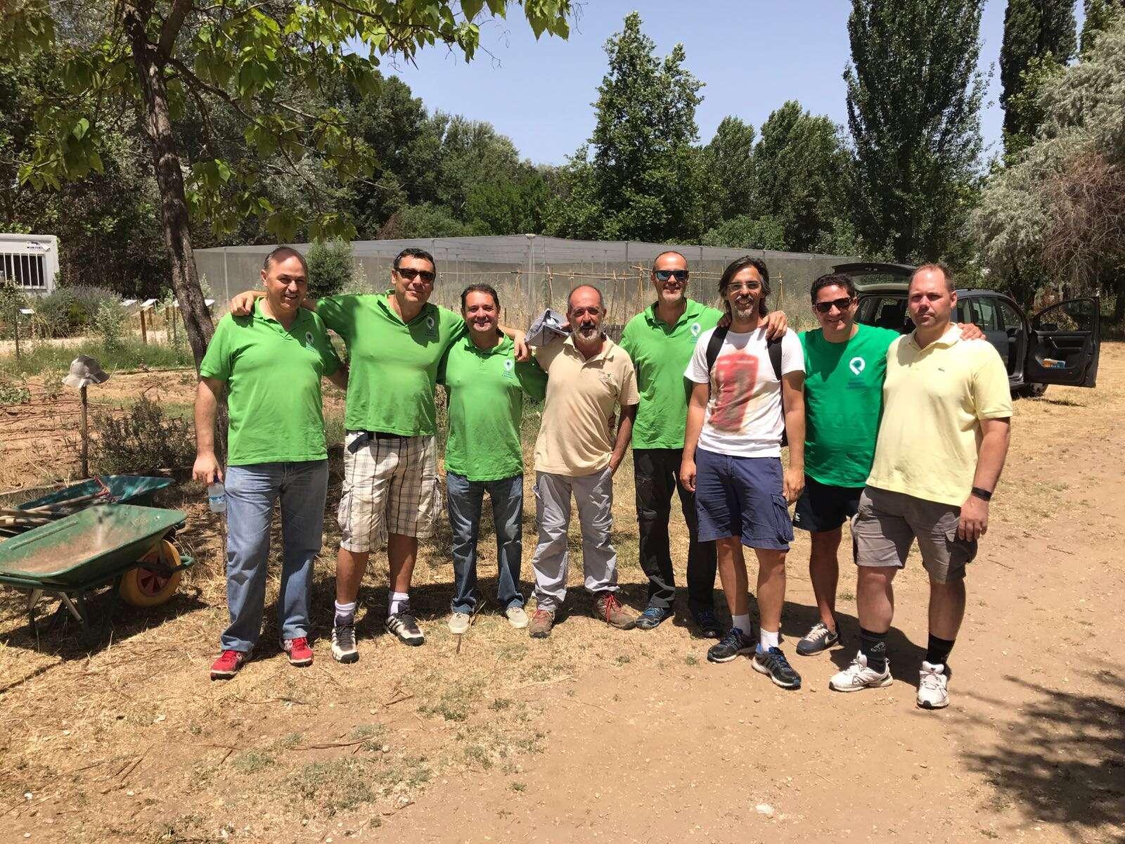 Primera convocatoria para la limpieza de la Ribera del Río Jarama