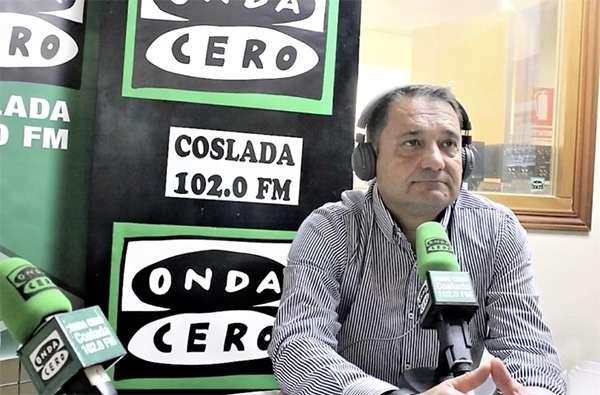 El Alcalde de Paracuellos, Javier Cuesta, informa de la situación de Villafal.