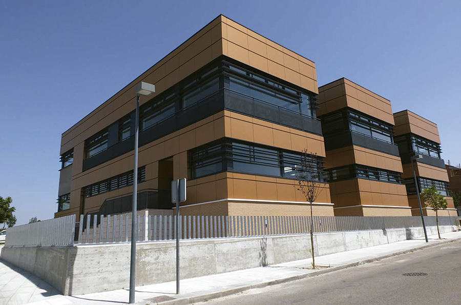 Nuevo Edificio Multidisciplinar en Paracuellos