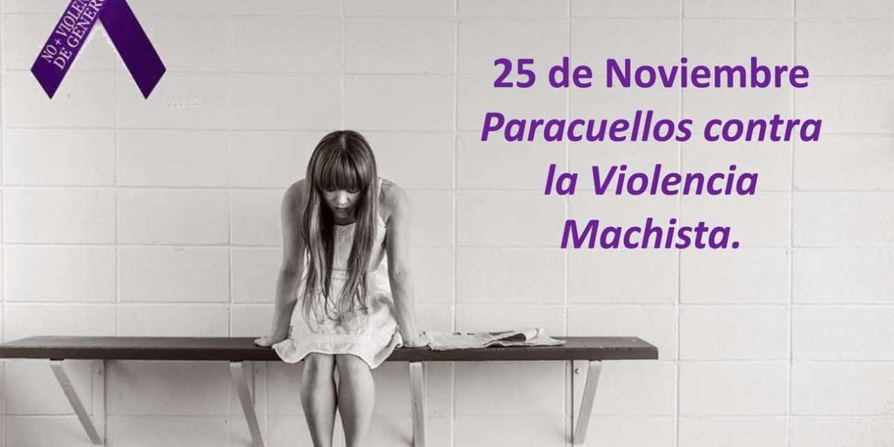 Mujer presenta la programación del Día internacional contra la violencia de género