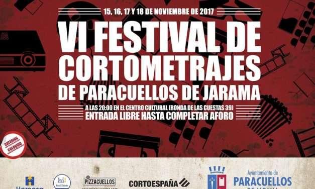 VI Festival de Cortometrajes de Paracuellos de Jarama