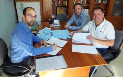 Convenio de colaboración entre el colegio Miramadrid y el Ayuntamiento