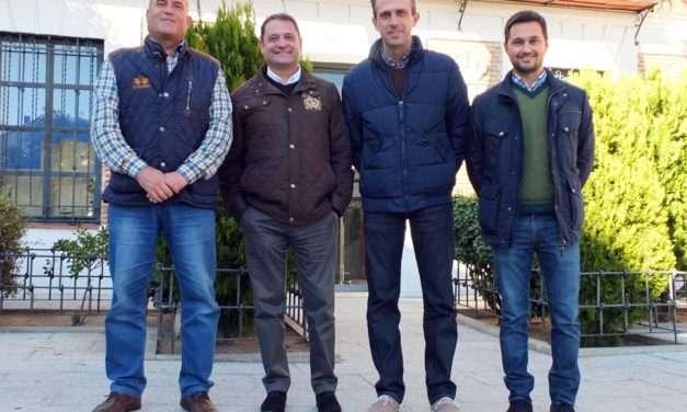 Reunión de los alcaldes de Paracuellos, Ajalvir, Cobeña y Daganzo