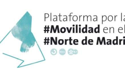 DECLARACIÓN INSTITUCIONAL POR LA MOVILIDAD EN EL NORTE DE MADRID