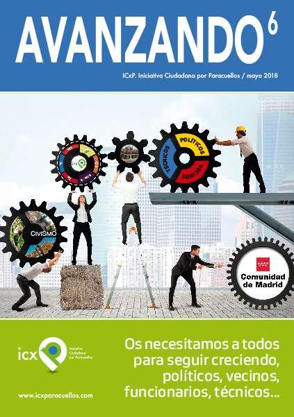 Revista Avanzando 6