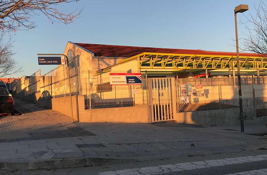 Colegio Andrea Casamayor