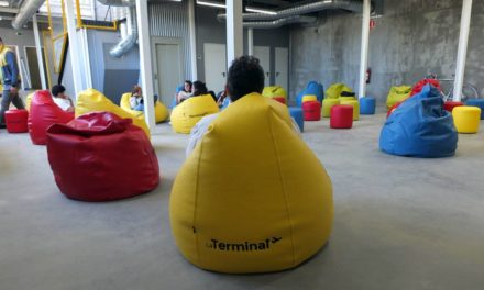 """El Centro Joven """"La Terminal"""" comienza a recibir mobiliario"""