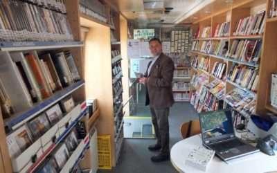 El Ayuntamiento de Paracuellos fomenta la lectura en el municipio