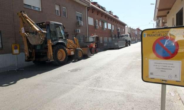 Remodelación de la calle Mirasierra