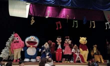 Programación de actividades navideñas 2016 en Paracuellos de Jarama