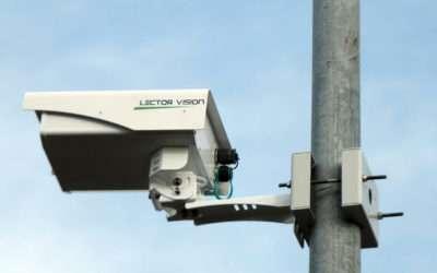 Seguridad instala cámaras de seguridad para controlar los accesos a Paracuellos de Jarama