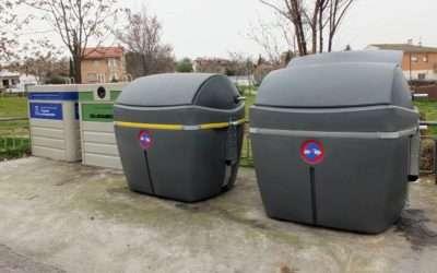32 contenedores nuevos en Altos de Jarama