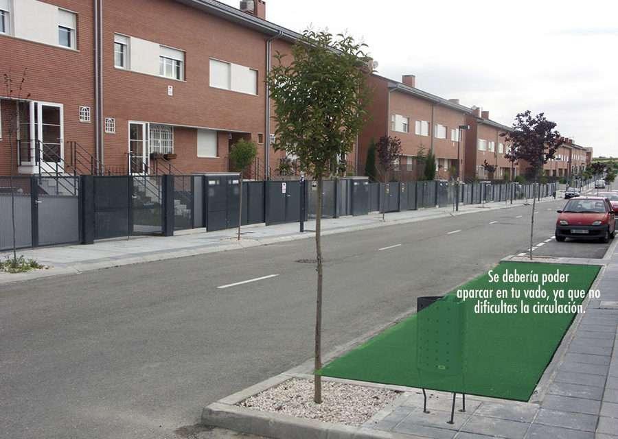 Más vecinos, menos plazas de aparcamiento.